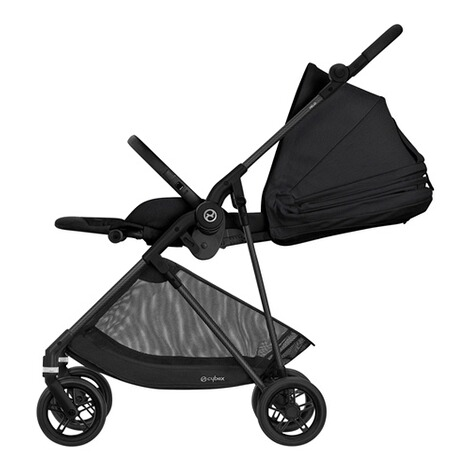 CybexGOLDMelio Carbon Buggy mit Liegefunktion  deep black 7