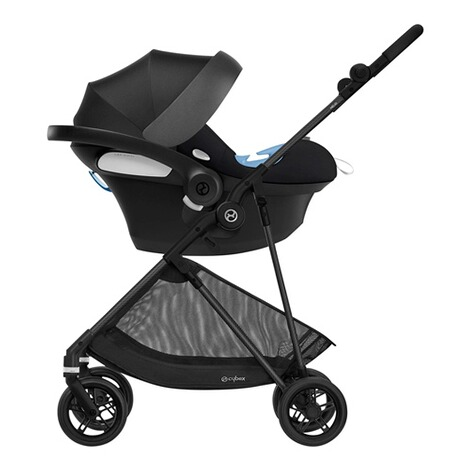CybexGOLDMelio Carbon Buggy mit Liegefunktion  deep black 18