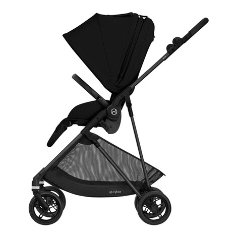 CybexGOLDMelio Carbon Buggy mit Liegefunktion  deep black 8