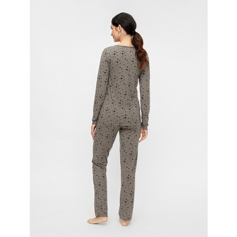 MAMALICIOUS®Umstands- und Still-Pyjama Chill Star Lia aus recyceltem Polyester 4