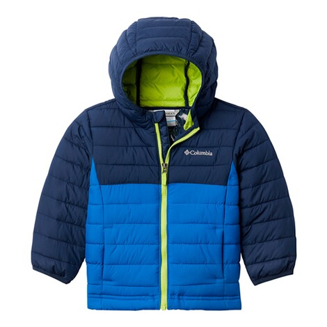 ColumbiaSteppjacke Powder Lite wattiert 1
