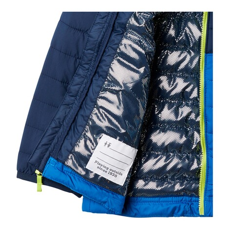 ColumbiaSteppjacke Powder Lite wattiert 3