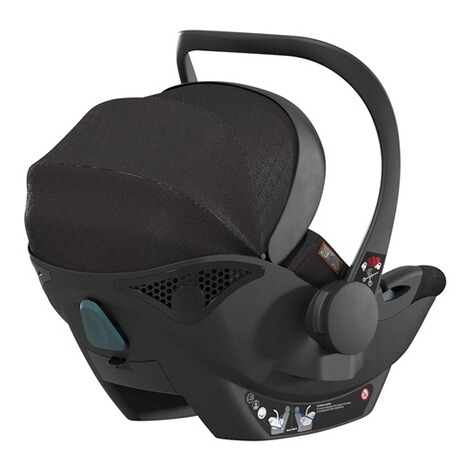 MoonPlus1 i-Size Babyschale  black 4