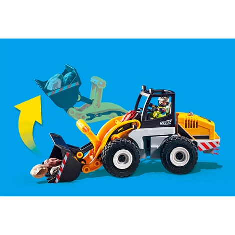 Playmobil®CITY ACTION70445 Radlader 5
