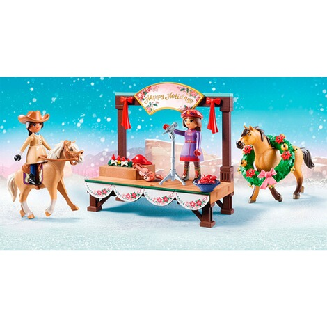 Playmobil®SPIRIT RIDING FREE70396 Weihnachtskonzert 3