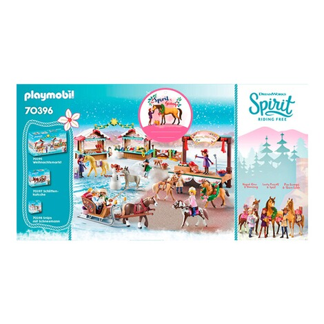 Playmobil®SPIRIT RIDING FREE70396 Weihnachtskonzert 5