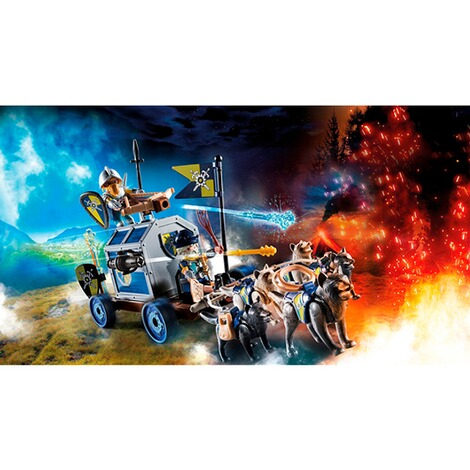 Playmobil®Novelmore70392 Novelmore Schatztransport 3