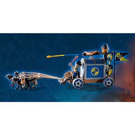 Playmobil®Novelmore70392 Novelmore Schatztransport 6