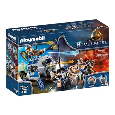 Playmobil®Novelmore70392 Novelmore Schatztransport 1