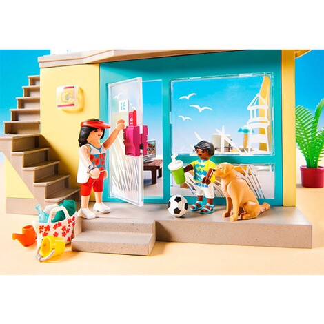 Playmobil®FAMILY FUN70434 PLAYMO Beach Hotel 4
