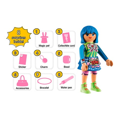 Playmobil®EverDreamerZ70477 Clare - Comic World 2