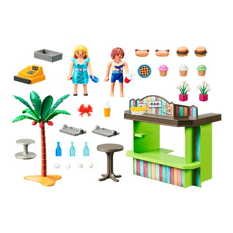 Playmobil®FAMILY FUN70437 Strandkiosk 2