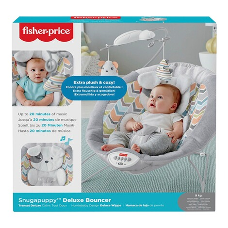 Fisher-PriceBabywippe Deluxe 7