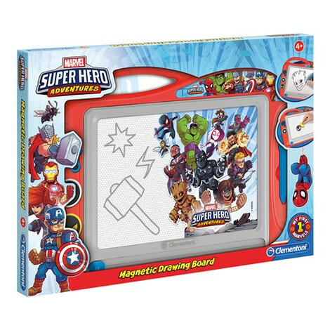 ClementoniZaubertafel Marvel Super Hero Adventures 4