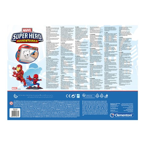 ClementoniZaubertafel Marvel Super Hero Adventures 5