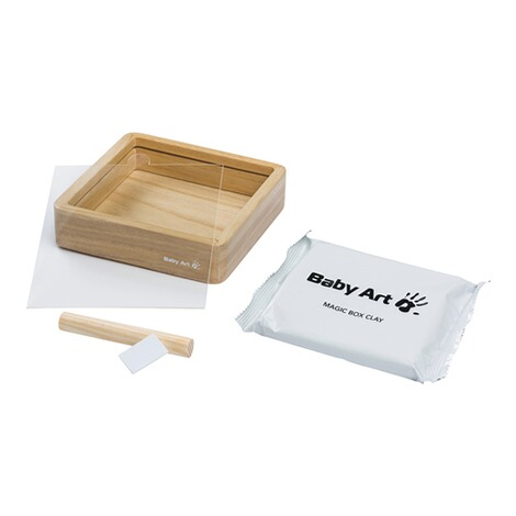 Baby ArtBastelset Magic Box-Wooden 2