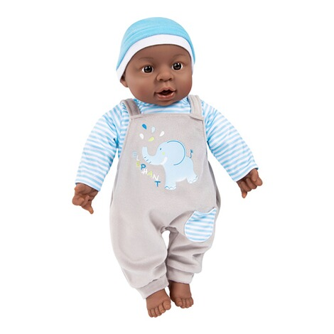 Bayer DesignPuppe Brooky Boy 40cm 3