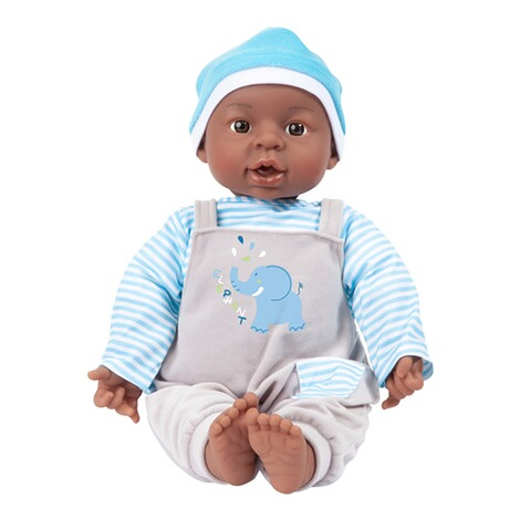 Bayer DesignPuppe Brooky Boy 40cm 4