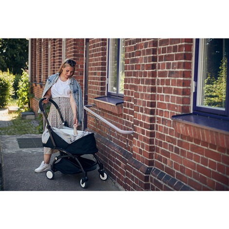 NajellTragetasche SleepCarrier  morning grey 12
