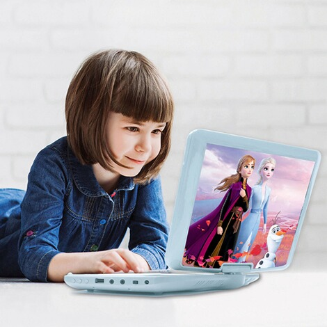 LexibookDisney Frozen IITragbarer DVD-Player 2