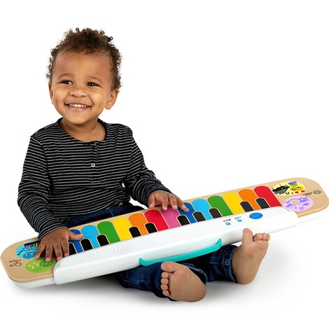 HapeBaby EinsteinKeyboard Magic Touch 8
