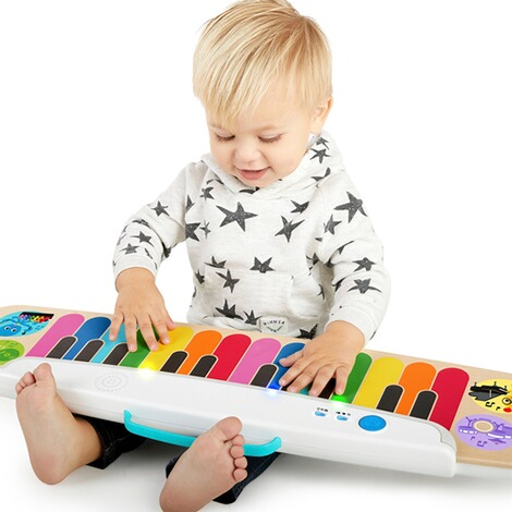 HapeBaby EinsteinKeyboard Magic Touch 7