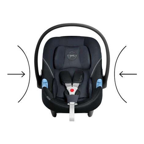 CybexGOLDAton M Babyschale  granite black 8