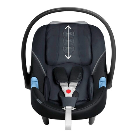 CybexGOLDAton M Babyschale  granite black 9