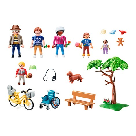 Playmobil®CITY LIFE70542 Im Stadtpark 2
