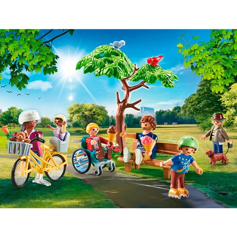 Playmobil®CITY LIFE70542 Im Stadtpark 3