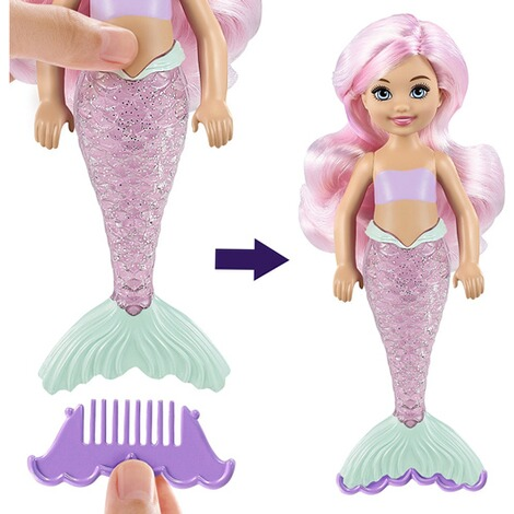 BarbieColor RevealBarbie Chelsea Puppe Color Reveal 6