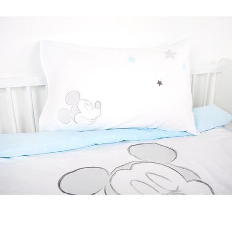 HerdingDISNEY MICKEY MOUSE & FRIENDSRenforcé-Bettwäsche 40x60 / 100x135 cm GOTS 3