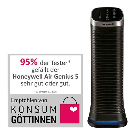 HoneywellLuftreiniger Air Genius 5 4