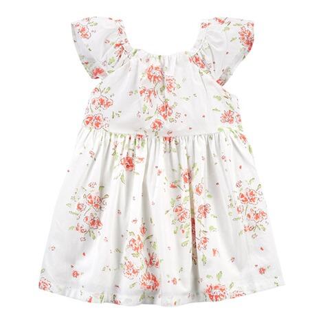 Carter S Kleid Flugelarm Blumen Online Kaufen Baby Walz
