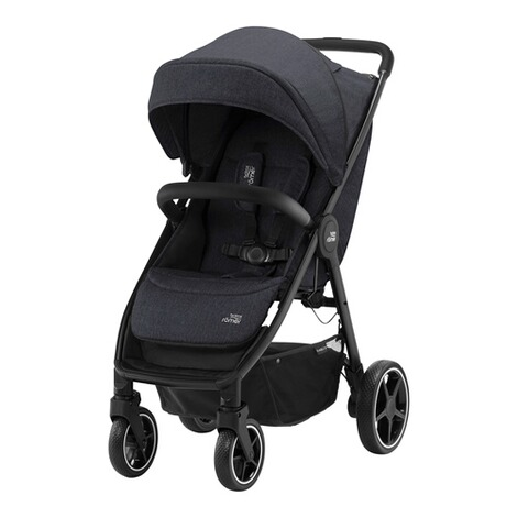 Britax RömerB-agile R Buggy  black shadow/black 1