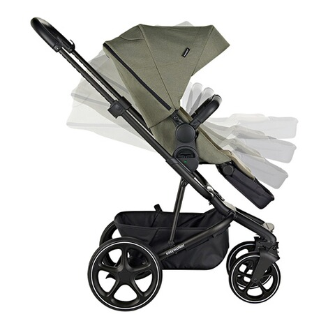 EasywalkerHarvey3 Kinderwagen  sage green 3