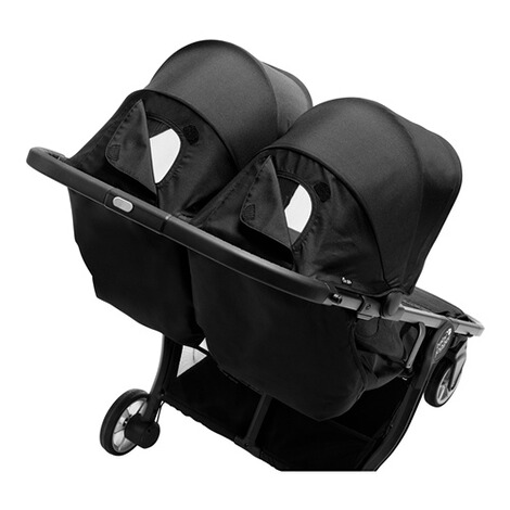 Baby JoggerCity Tour 2 Double Zwillings- und Geschwisterwagen  pitch black 3