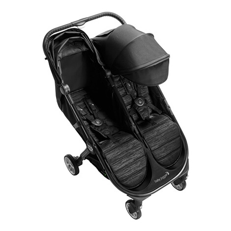 Baby JoggerCity Tour 2 Double Zwillings- und Geschwisterwagen  pitch black 4