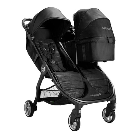 Baby JoggerCity Tour 2 Double Zwillings- und Geschwisterwagen  pitch black 7