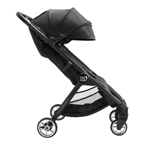 Baby JoggerCity Tour 2 Double Zwillings- und Geschwisterwagen  pitch black 2