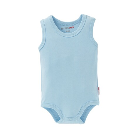 Bornino BASICS Body ohne Arm  hellblau 1
