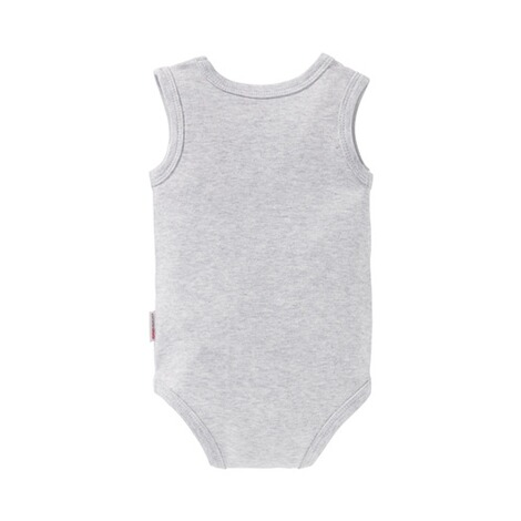 Bornino BASICS Body ohne Arm  grau 2