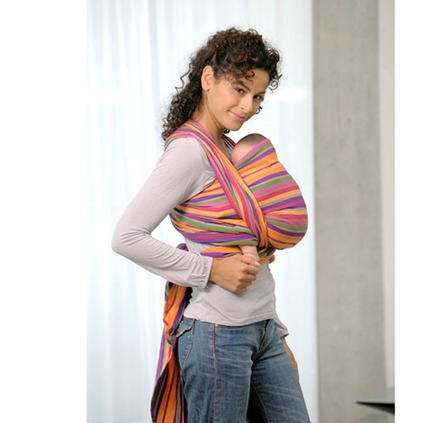 AMAZONAS CLASSIC LINE Carry Sling Tragetuch 510cm  lollipop 3