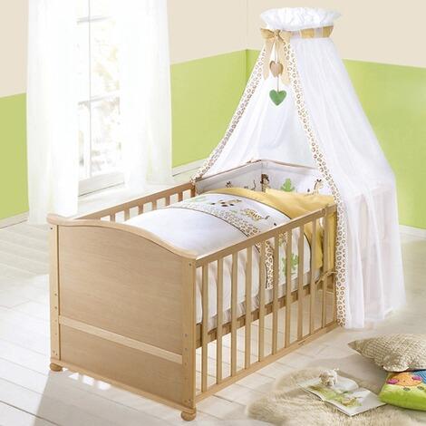 Babybett Mit Ausstattung 70x140 Cm