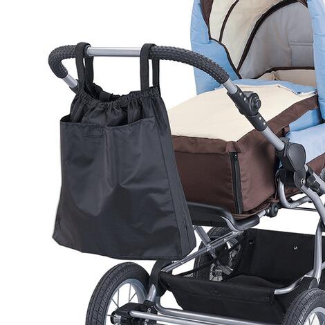 reer einkaufstasche 2in1 f r kinderwagen und buggy online kaufen baby walz. Black Bedroom Furniture Sets. Home Design Ideas