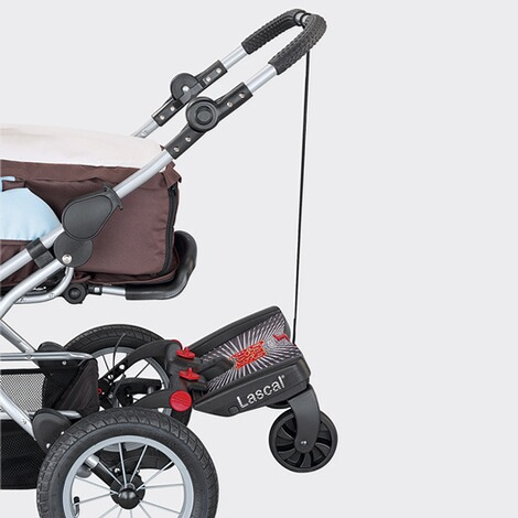 lascal buggy board maxi f r kinderwagen jogger buggy. Black Bedroom Furniture Sets. Home Design Ideas