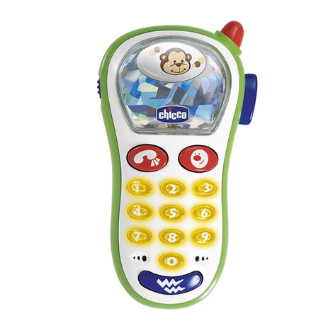 Chicco  Musikspielzeug Baby's Fotohandy 1