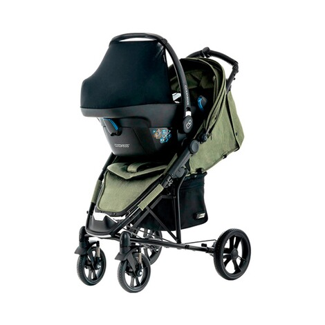 MOON CITY Maxi-Cosi Adapter für Buggy Flac, Buggy Kiss 3