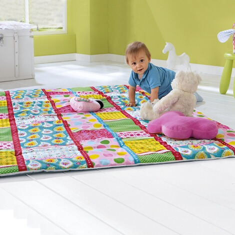 ideenreich krabbeldecke 140x190 cm online kaufen baby walz. Black Bedroom Furniture Sets. Home Design Ideas