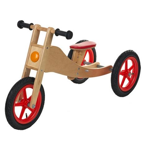 geuther laufrad bike aus holz 2 in 1 online kaufen baby walz. Black Bedroom Furniture Sets. Home Design Ideas